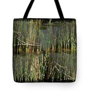 Estuaries Edge Tote Bag