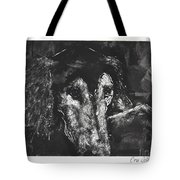 Etched In Time Tote Bag