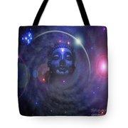 Eternal Buddha Tote Bag