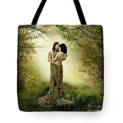 Eternal Embrace Tote Bag