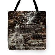 Eternal Flame Waterfalls Tote Bag