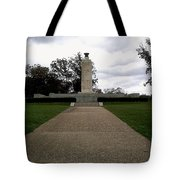Eternal Light Peace Memorial Tote Bag