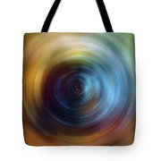 Eternal Spin Art Tote Bag