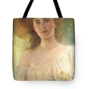 Eternal Sunshine Tote Bag by Albert Lynch