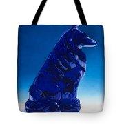 Eternally Blue Tote Bag