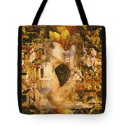 Eternally Yours Tote Bag by Kurt Van Wagner