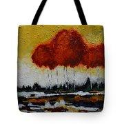 Eternity Tote Bag by Vickie Warner