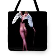 Ethereal Dance Tote Bag