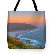Ethereal Sunset Tote Bag
