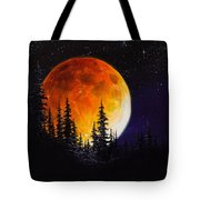 Ettenmoors Moon Tote Bag by C Steele