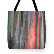Eucalyptus Tree Bark Tote Bag