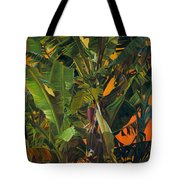 Eugene And Evans' Banana Tree Tote Bag