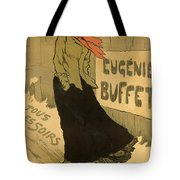 Eugenie Buffet Poster Tote Bag