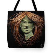 Euphrosyne Of The Three Graces Tote Bag