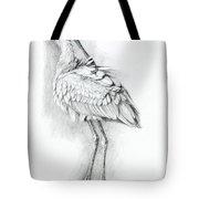 Eurasian Spoonbill - Platalealeucorodia Tote Bag
