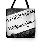 Euromaidan Tote Bag