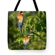 European Bee-eater Tote Bag