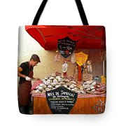 A European Butcher Tote Bag