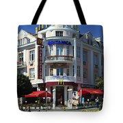 European Mcdonalds Tote Bag