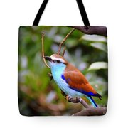 European Roller Tote Bag