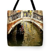 Evanscent - Venice Tote Bag