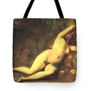 Eve After The Fall Tote Bag