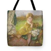 Evelyn Tote Bag by Annie Louisa Swynnerton