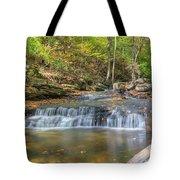 Even Flow Tote Bag
