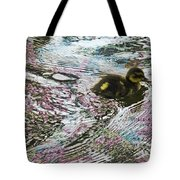 Even The Smallest Leave Ripples In Their Wake Tote Bag