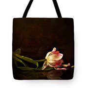Even Though A Flower Fades Tote Bag