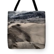 Evening At The Dunes Tote Bag