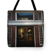 Evening Becomes Tote Bag