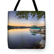 Evening Calm Tote Bag