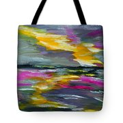 Evening Colors Tote Bag