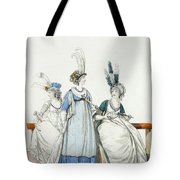 Evening Dresses For The Opera Tote Bag
