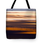 Evening Golds Tote Bag