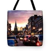 Evening In Annapolis Tote Bag