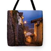Evening In Cusco  Tote Bag