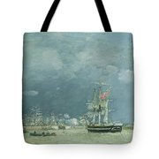Evening Le Havre Tote Bag