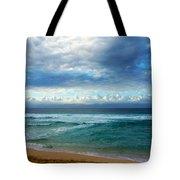 Evening North Shore Oahu Hawaii Tote Bag