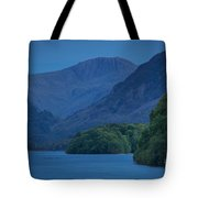 Evening Over Derwentwater Tote Bag