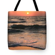 Evening Pastels Tote Bag