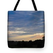 Evening Rays 2 Tote Bag