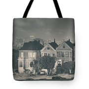 Evening Rendezvous Tote Bag by Laurie Search