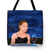 Evening Sherry Tote Bag