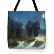 Evening Solitude Tote Bag
