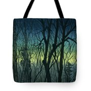 Evening Stand Tote Bag