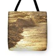 Evening Sun Hive Beach Two Tote Bag