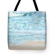 Evening Surf Tote Bag