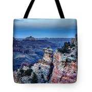 Evening View Tote Bag